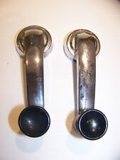 1957 - 1966 FORD TRUCK WINDOW CRANK HANDLES OEM #BAAK8123348 BRONCO 1965 1964 63