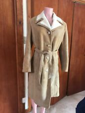 The Sheepskin Shop Norm Thompson Woman's coat size 14