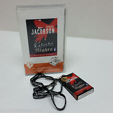 Kalooki Nights by Howard Jacobson PLAYAWAY AUDIOBOOK Unabridged Portable Audio