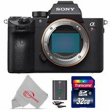 Sony Alpha a7R III Mirrorless Digital Camera (Body Only) with 32GB Memory Card