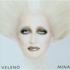 MINA - VELENO  CD CANZONE ITALIANA