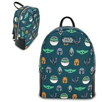 Star Wars The Mandalorian and The Child Funko Mini Backpack - Walmart Exclusive