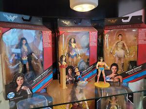 Wonder Woman DC Multiverse Collect & Connect (U CHOOSE shipping & bulk discount)