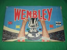 Wembley Football Cup Tie Vintage Ariel Board Game