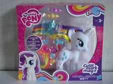 My Little Pony - Cutie mark magic - Rarity Deluxe Modepony - Neu & OVP