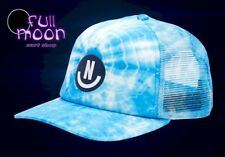 New NEFF Smile Tie Dye Washed Mens Snapback Trucker Cap Hat