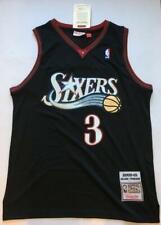 Allen Iverson Philadelphia 76ers #3 Jersey Adult size S M L XL XXL Available