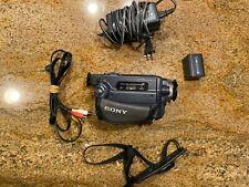 Sony Dcr-Trv140 Digital 8 Handycam Camcorder - Tested Working