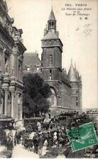 Cartes postales de collection à paris (75)