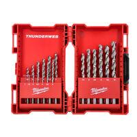 Milwaukee 4932352374 Thunderweb 19-Piece HSS-G Metal Drill Bit Set