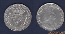 Louis XIV, 1643-1715 – Ecu aux Palmes 1693 TTB Réformation
