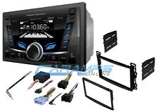 NEW POWER ACOUSTIK STEREO RADIO BLUETOOTH AUX INPUT NO CD PLAYER W/ INSTALL KIT