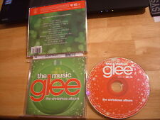 RARE Glee the Music CD CHRISTMAS Album cast CORY MONTEITH Lea Michele K.D. LANG