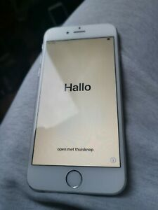 Apple iPhone 6 - 16GB - Silver (Unlocked) Good Condition