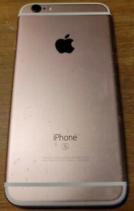 Apple iPhone 6s - 32GB - Rose Gold A1688 (CDMA + GSM)
