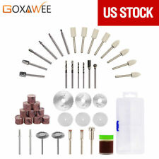 Goxawee Rotary Tool Wood Carving Kit for Dremel Power Tool Accessories Engraving