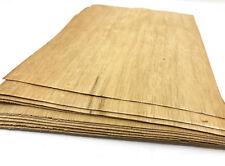 Furnier Holz Limba Modellbau Edelholz DIY basteln werken bauen brett Möbel Tür