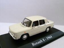 Voiture miniature 1 43 Renault 8 de 1964 Ixo.