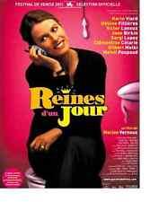 Bande annonce cinéma 35mm 2001 REINES D'UN JOUR K Viard H Fillières Sergi Lopez
