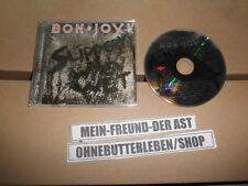 CD Rock Bon Jovi - Slippery When Wet / Remasters (11 Song) MERCURY