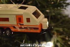 Custom 1/64 Jayco Key Stone Coachman Camper Trailer Christmas Ornament Vacation