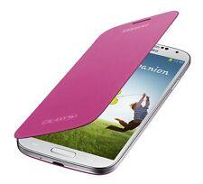 Samsung i9500 i9505 Galaxy S4 - Housse Etui à Clapet FLIP COVER Original - ROSE
