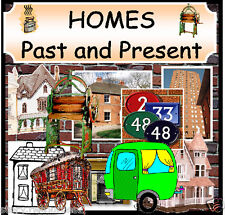 HOMES Topic teaching resources Victorians  3 little pigs  KS1 EYFS Childminder