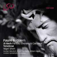 Gordan Nikolitch Grace Davidson William Gaunt - Faure/Requiem (S Nuovo CD
