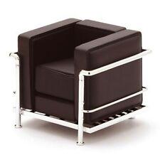 Corb Chair Black, Dolls House Miniature, Furniture 1.12 Scale, Miniatures