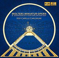Hof-Capelle Carlsruhe - Molters Miniatur-Opern [Hof-Capelle [CD]
