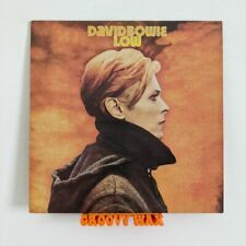 David Bowie - Low - (VG+/EX) - UK Vinyl Original First Edition LP - RCA Victo...