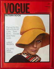 VOGUE PATTERN BOOK OCTOBER / NOVEMBER 1967