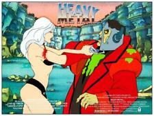 Heavy Metal Movie - Poster - Animated Adult Sci-Fi Fantasy 1981 Taarna Art #8