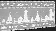 Table Runner Harbor Lights 14x36 White Lace Table Runner Heritage Lace