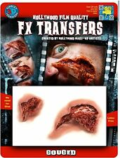 Tinsley Transfers Gouged Prosthetic Special Effects Makeup Horror 3D FX