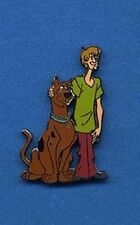 Scooby Doo And Shaggy Pin