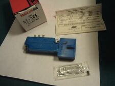 1982 Ford Mercury Escort Lynx ignition module 1.6L 98 Motorcraft DY369