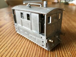 4mm/ 00 Gauge LNER J70 tram locomotive Kit built with Tenshodo power bogie