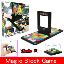 UK Magic Block Board Game Face to Face Strategy Parent-Child Interactive Game