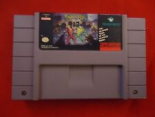 Battletoads & Double Dragon - The Ultimate Team (Super Nintendo SNES) game WORKS