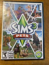 The Sims 3 Pets Expansion Pack For PC - New - Sealed - T For Teen