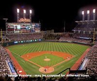 Cleveland Indians Baseball Stadium Photo Jacobs Field MLB 48x36-8x10 Print 1510