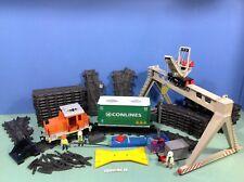 (O4085.1) playmobil train RC ref 4085