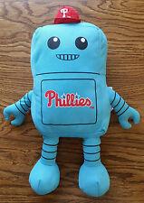 MLB Philadelphia Phillies Baseball Stuffed Animal Toy Robot Plush