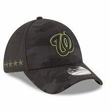 bed55ba6188 Washington Nationals Era 2018 Memorial Day 39thirty Flex Hat