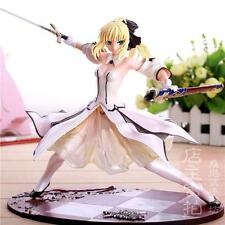 Fate/stay night Saber Lily Distant Avalon 1/7 PVC Figure Anime Toy 25cm AU