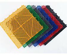Interlocking Vented Nitro Garage Floor Tiles 16
