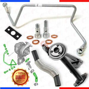 Kit montage de turbo crepine Peugeot 206 207 307 308 407 1.6 HDI 90 110 037968