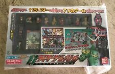 KAMEN MASKED RIDER 11 RIDERS GAME BATTLE BY BANDAI BOARDGAME