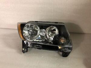 2012-2017 Jeep Grand Cherokee Passenger Right Halogen Headlight 68171214AA OE